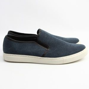 Men's Size 13 Kenneth Cole Slip On Shoes Blue NEW!